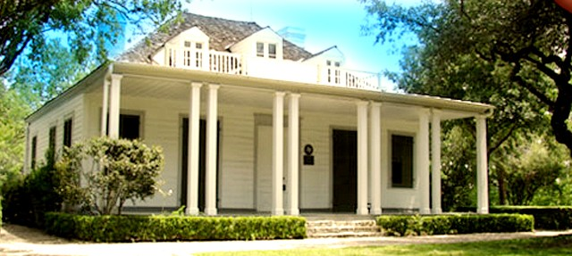 Visit Austin's Oldest House